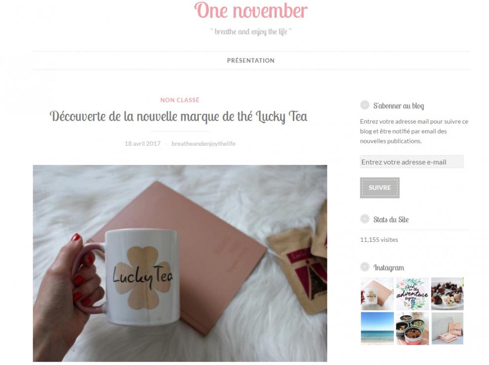 Luckytea article onenovember 04 2k17