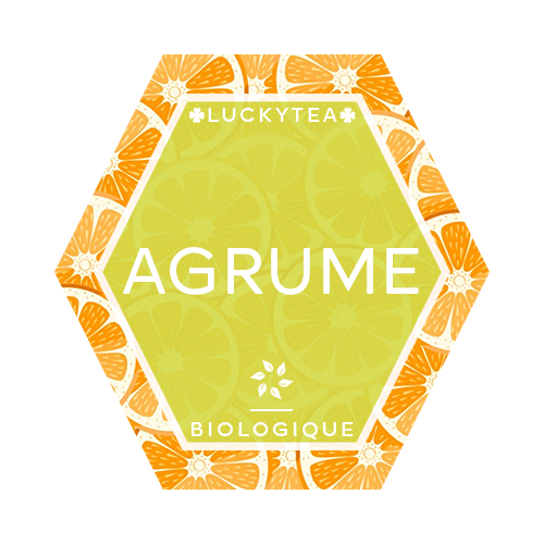 Luckytea the biologique agrume 1