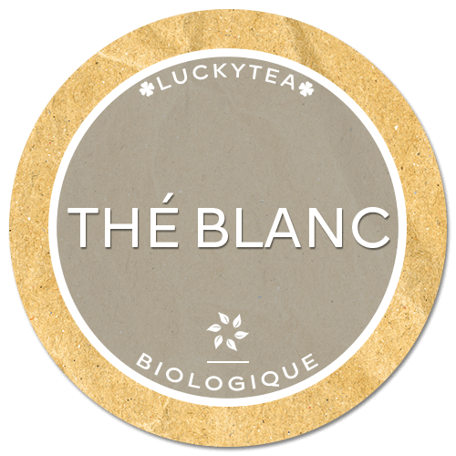 Luckytea the blanc biologique the blanc bio the bio chine