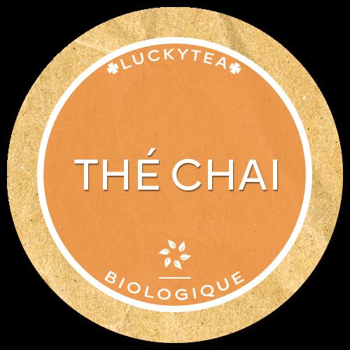 Luckytea the chai biologique the chai bio chai latte bio