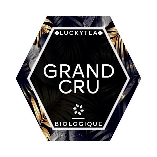 Luckytea the infusion grand cru biologique 1