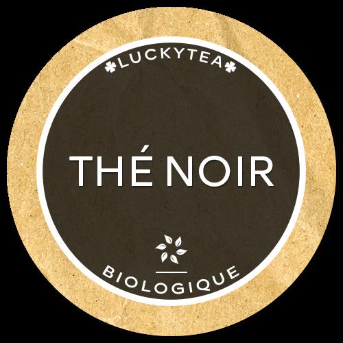 Luckytea the noir biologique the noir bio the matin bio