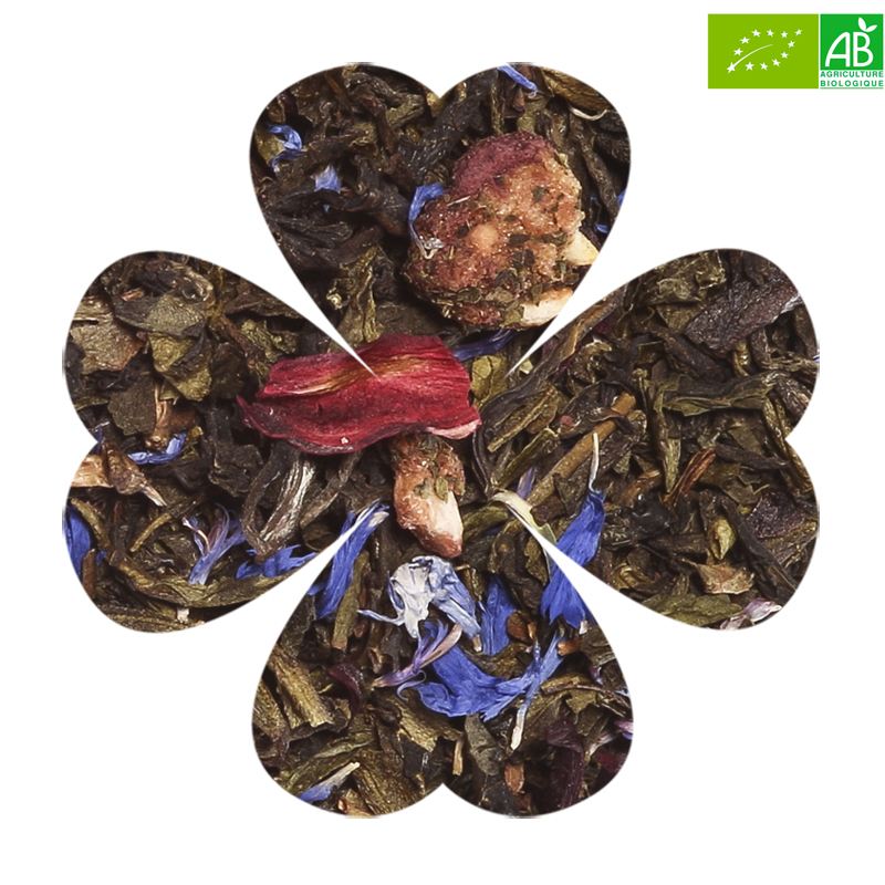 Luckytea the oolong bio infusion des dieux 2