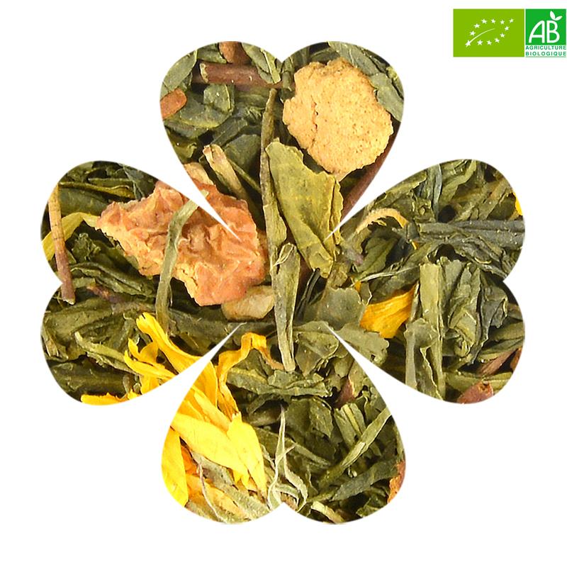 Luckytea the vert bio amandine 2