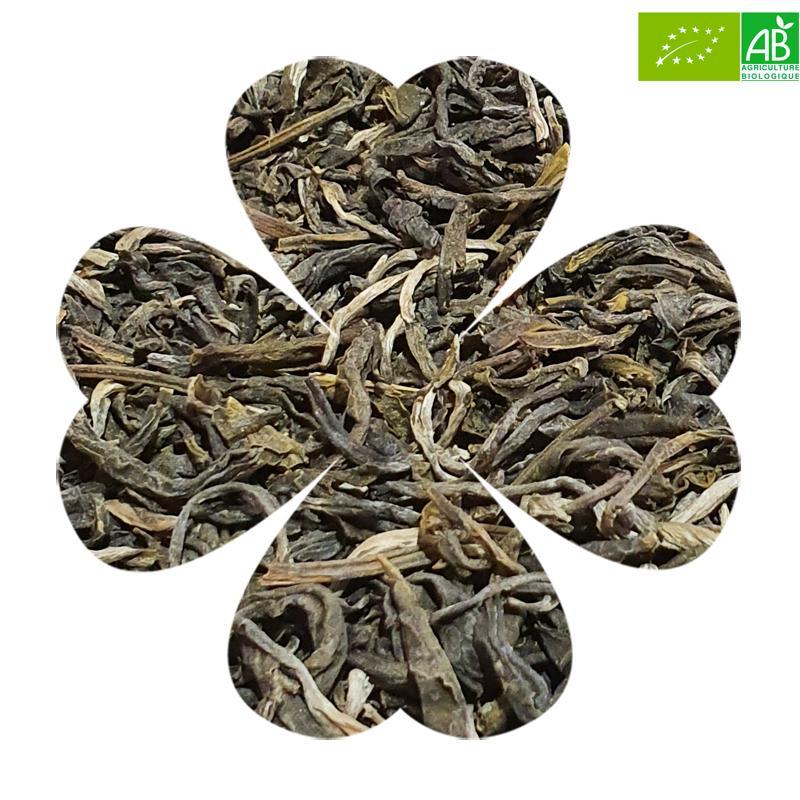 Luckytea the vert bio ban lien