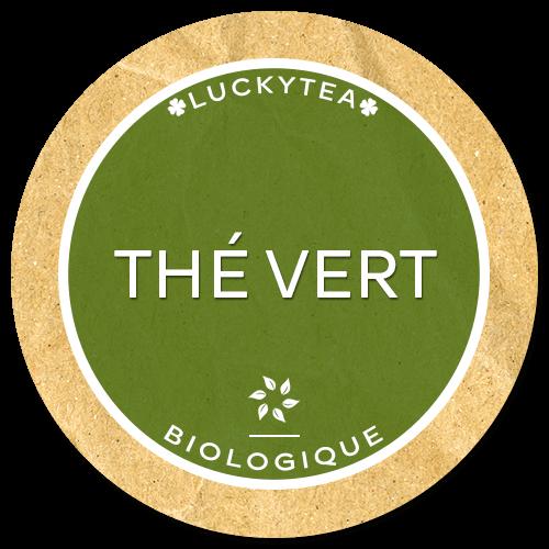 Luckytea the vert biologique the vert bio sencha bio